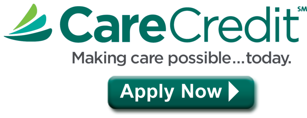 Care Credit banner and buttom | affordable dentist bonita springs