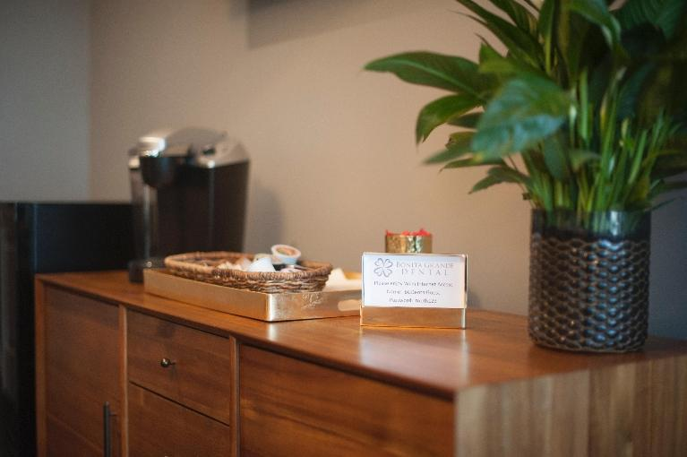 Complimentary Beverages | Dentist Bonita Springs FL